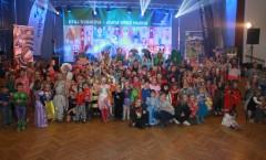 Dětský karneval - 29.3.2015
